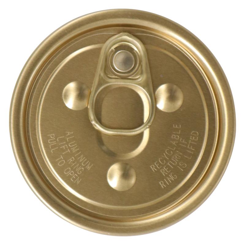 铝易拉盖210英文食品