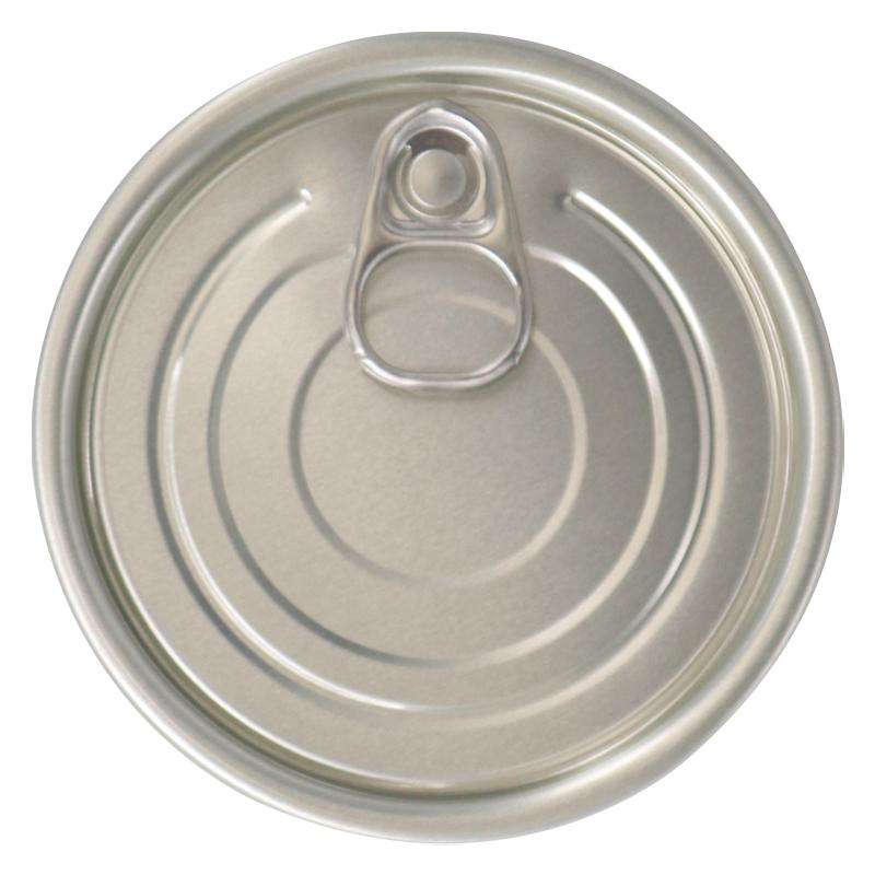 铝易拉盖307加力食品盖