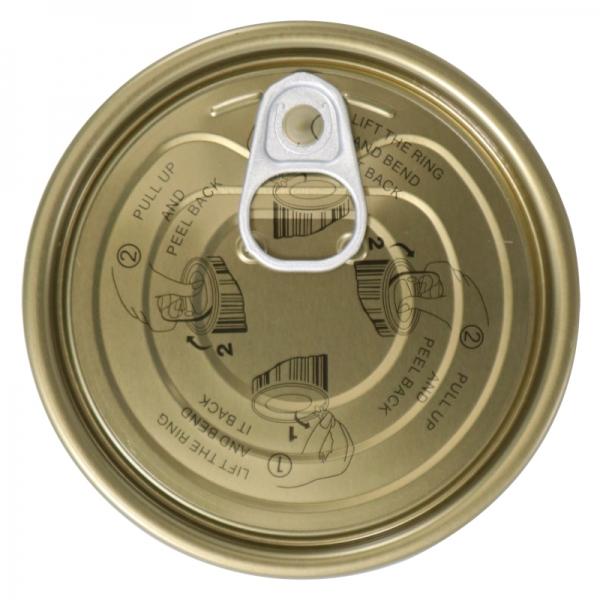 铝易拉盖307印刷铁食品